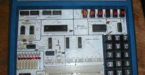 Heathkit ET-3400 Microprocessor Trainer