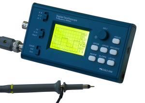 Stavebnice osciloskopu JYE Tech DSO 068