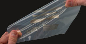 inkoust pro nositelnou elektroniku