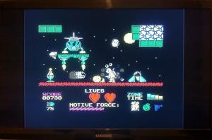 hra pro Sinclair ZX Spectrum