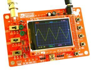 Stavebnice osciloskopu JYE Tech DSO138