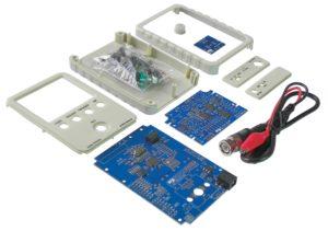 Stavebnice osciloskopu DSO Shell (DSO 150)
