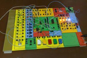 Elektronická stavebnice Saimon 1, verze 0
