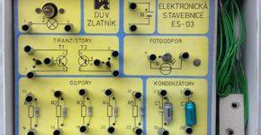 Elektronická stavebnice ES-03