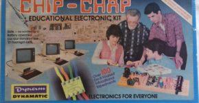 Stavebnice Dynamatic CHIP-CHAP