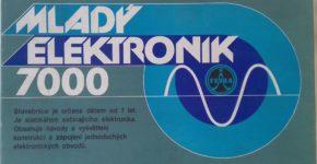 Mladý elektronik 7000
