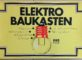Elektrobaukasten Polytronic